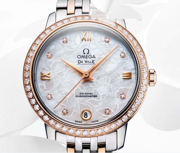 c283cf0102e Timepieces in omega de ville prestige butterfly diamond ladies watch replica  collection are some of the brand ˉs most widely used.