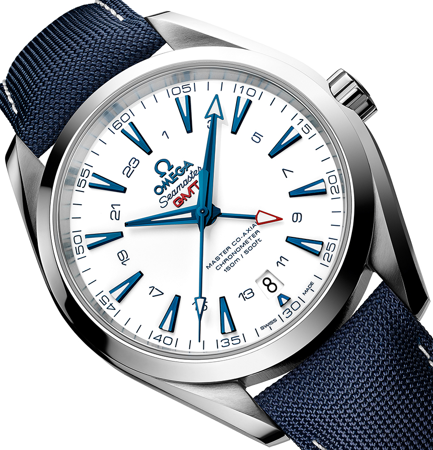 Omega Seamaster Aqua Terra 150M 'GoodPlanet' Replica Watch