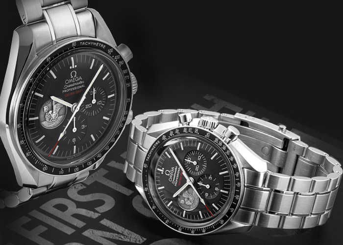 omega speedmaster professional moonwatch apollo 11 40th anniversary limited edition replica watch