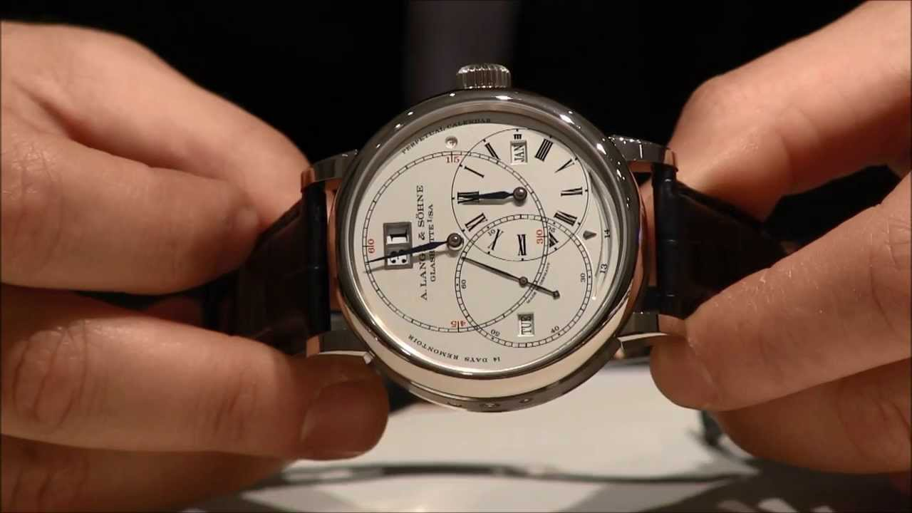 a. lange & söhne richard lange perpetual calendar terraluna watch