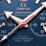 Omega Seamaster Planet Ocean Master Chronometer Chronograph Watch