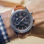 Omega Speedmaster '57 'Vintage' Watch Hands-On, 'George Clooney's Choice' Hands-On