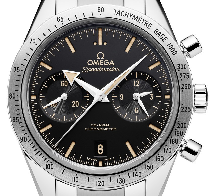 Omega Speedmaster '57 'Retro Dial' Watch For 2015 Watch Releases