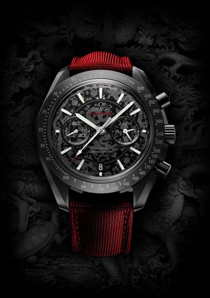 Watch What-If: Omega Speedmaster Dark Side Of The Moon Watch What-If