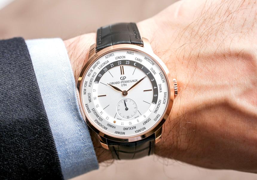 Girard-Perregaux 1966 WW.TC Watch Hands-On Hands-On