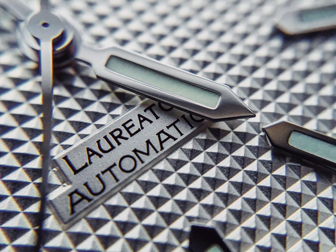 Girard-Perregaux Laureato Steel 42mm Watch Review Wrist Time Reviews