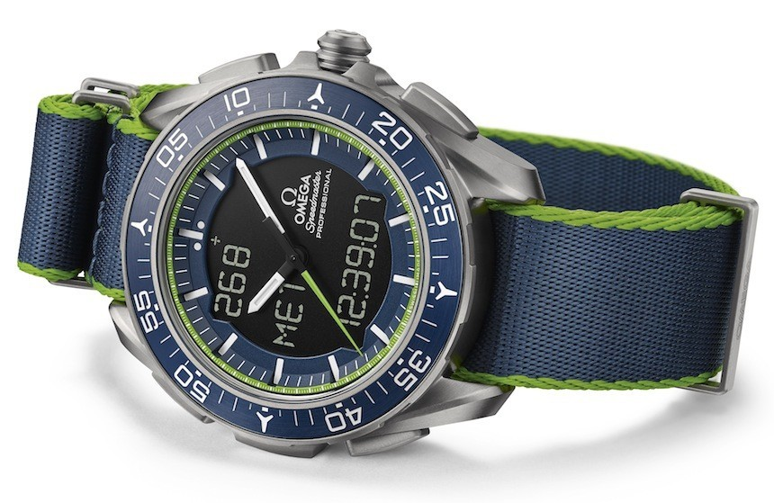 Omega Speedmaster Skywalker X-33 Solar Impulse Limited Edition Watch Watch Releases