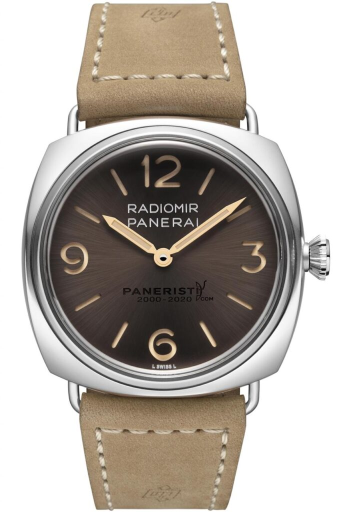 Panerai Unveils Limited Edition Radiomir Venti Replica Watches Celebrating 20 Years Of Paneristi